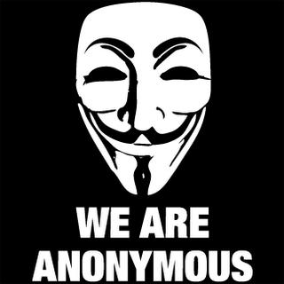 Маска anonymous