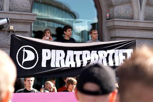 Деятельность пиратской партии