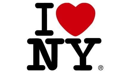 Логотип I LOVE NY