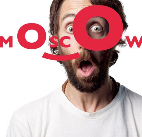 неофициальный логотип Москвы