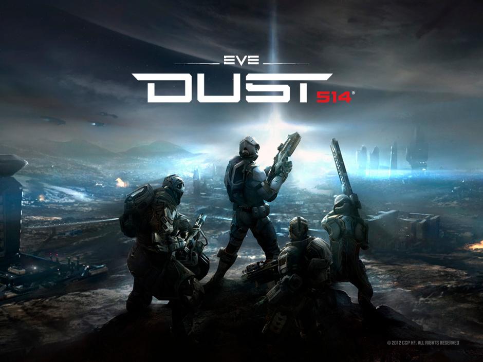Dust 514 обзор