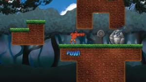 Увлекательная игра, основанная на путешествии, известного по фильмам, персонажа