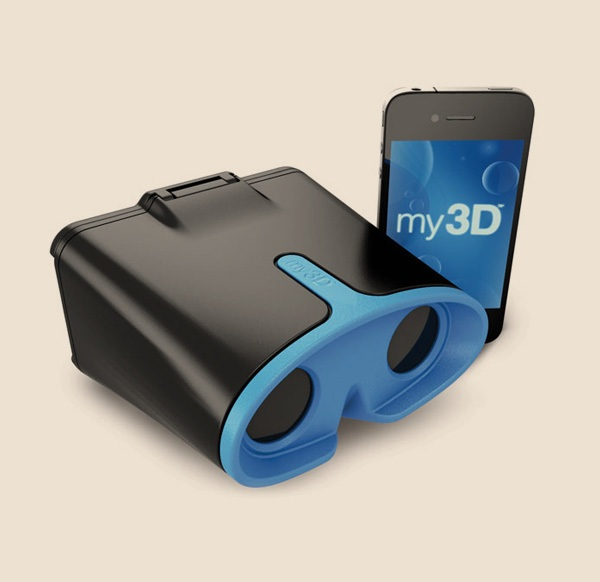 IPHONE - IPOD 3D VIEWER