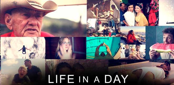 Жизнь за день