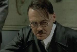 Hitler Le arns of G+