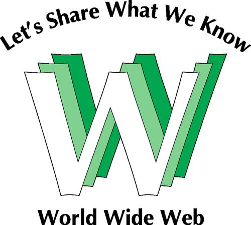 Логотип Интернета