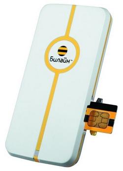 3G wi-fi роутер от Билайн