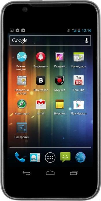 Смартфон от МегаФон